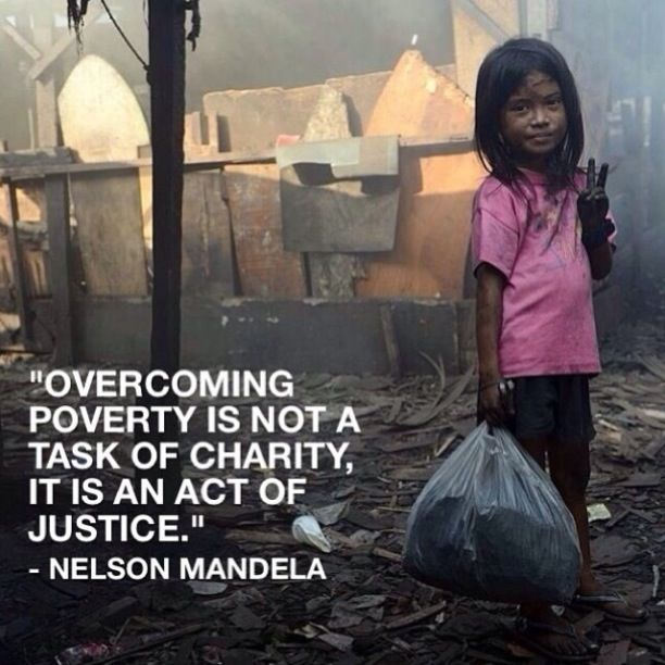 essays about poverty